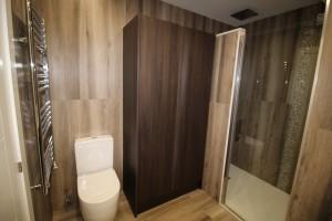 Después de la reforma del apartamento - Baño
