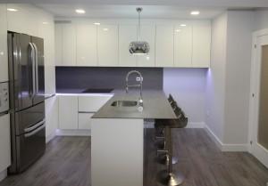 Después de la reforma del apartamento - Cocina