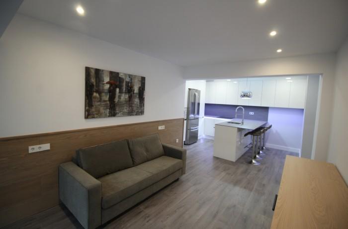 Reforma del apartamento en San Lorenzo