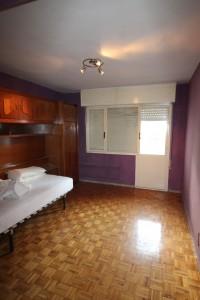 Antes de la reforma del apartamento - Habitación