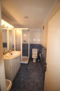 Antes de la reforma del apartamento - Baño