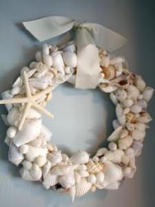 decoración - concha