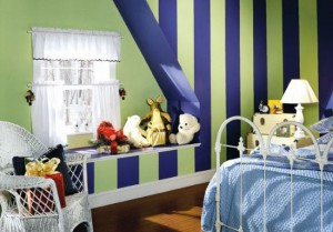 Decorar el cuarto de los niños