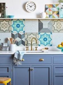 azulejos decoración vintage