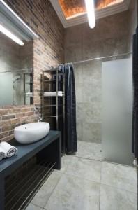Decoración High-Tech - baño
