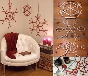decoración de navidad para las paredes