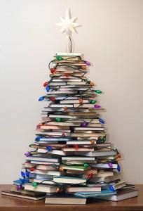 árbol de navidad - libros