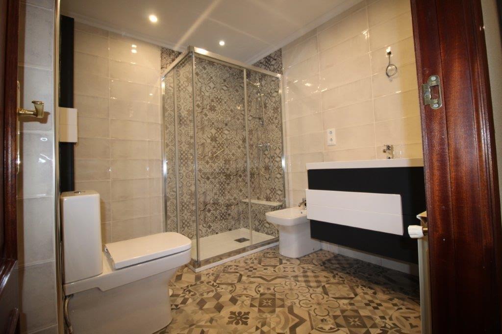 Reformas de pisos - baño